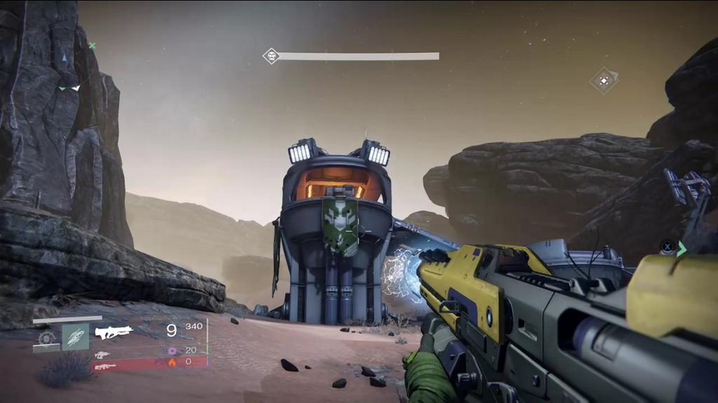 How to find Master Chief in Destiny