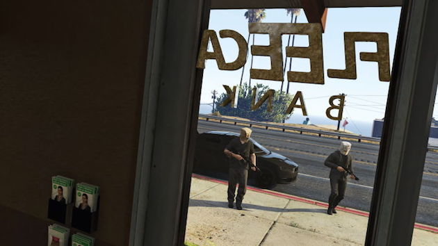 GTA V is finally getting online heists in early 2015, see them in action right now