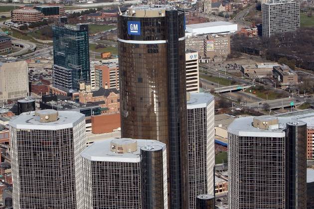 GM、第2四半期の純利益は約1,357億円