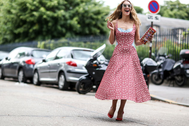The best street style (so far) at Paris Haute Couture Week