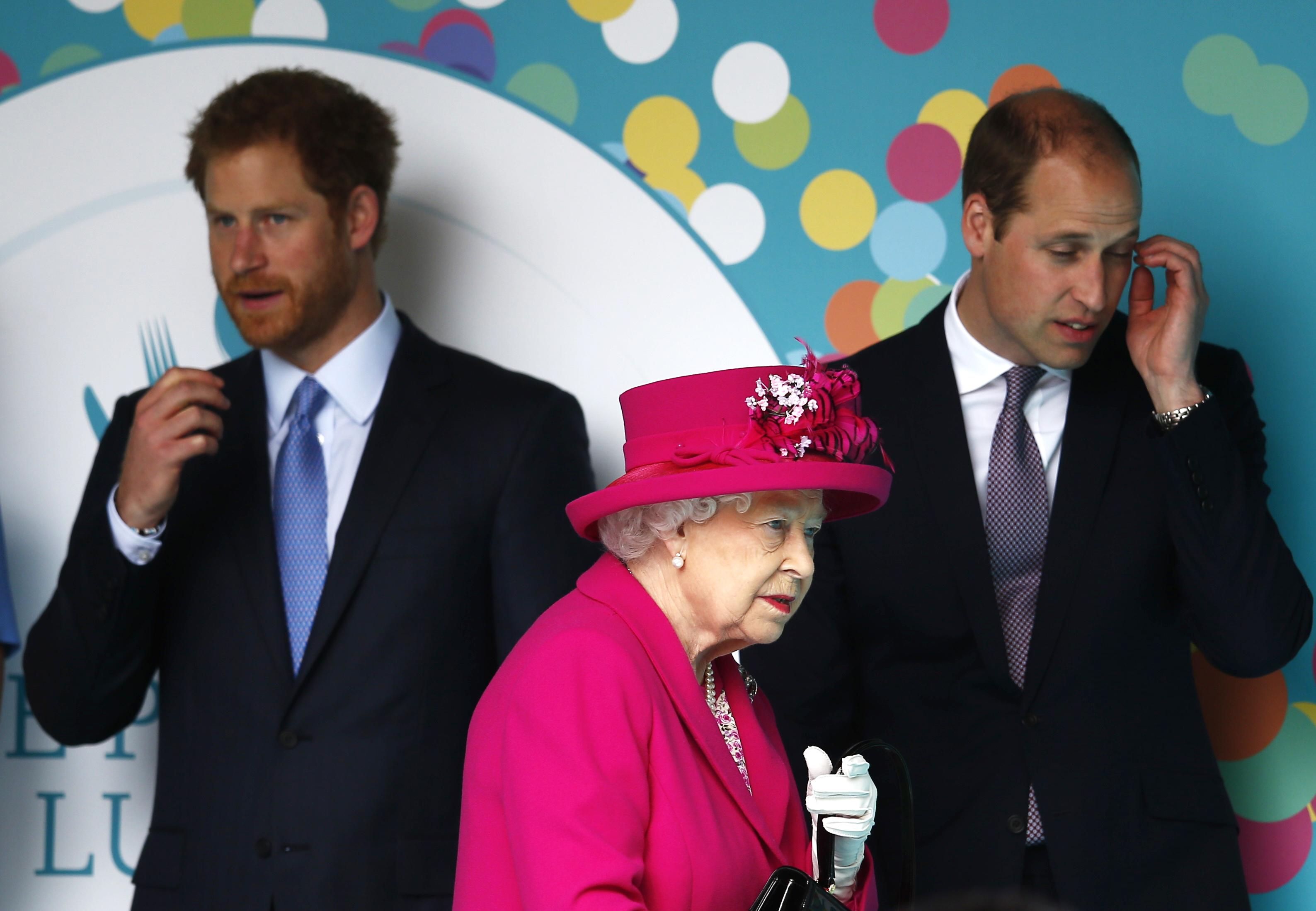 Kate et William d'Angleterre reçus pour la première fois à l'Elysée — Diplomatie