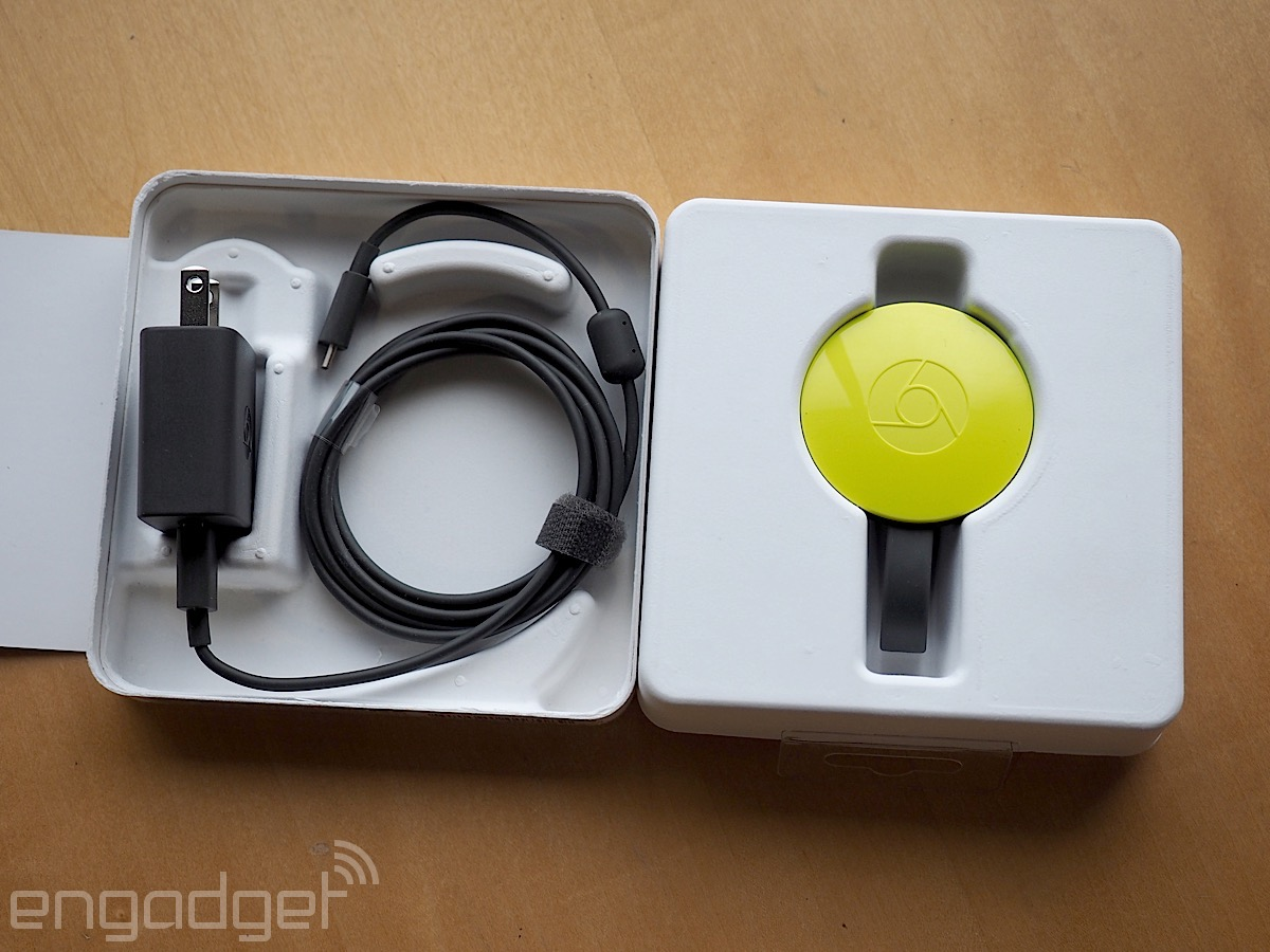 Chromecast (2015) review: Not much new, but still worth $35