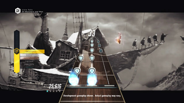 'Guitar Hero' gets born again with a new look and a new controller