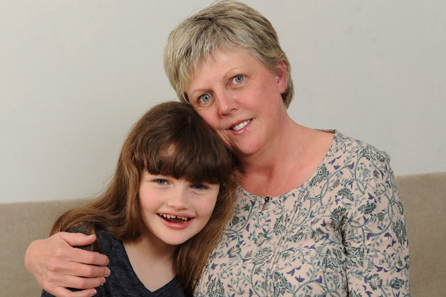 Doctors said girl was 'too pretty' to have rare genetic condition