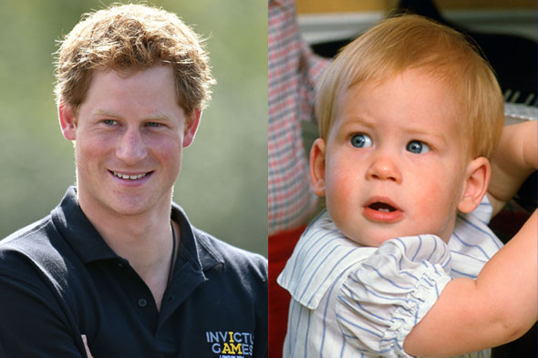 prince harry birthday