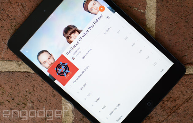 Google Play Music finally equips iPads with its tunes