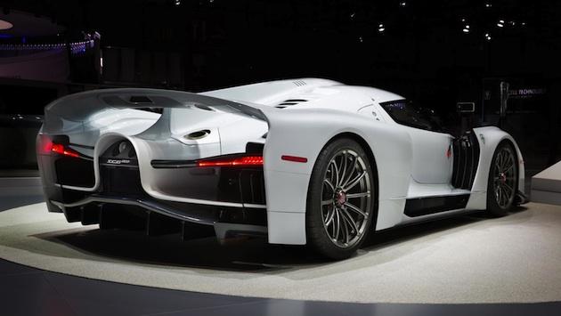 【自動車】「次世代のスポーツカー」、トヨタが試作車公開 YouTube動画>10本 ->画像>39枚