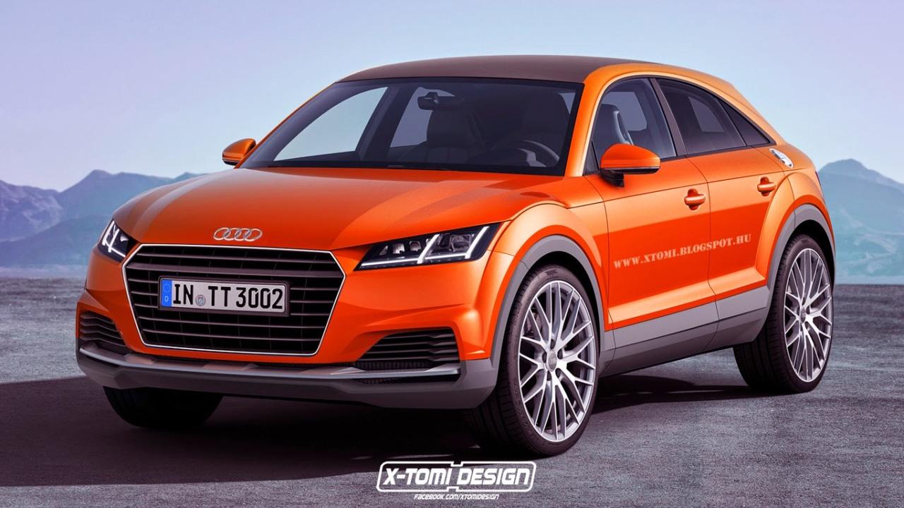 Vorschau: das ist der neue Audi Q4