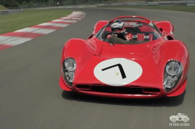 【ビデオ】現存するのはこの1台のみ! 驚くほど美しいフェラーリ「330 P4」