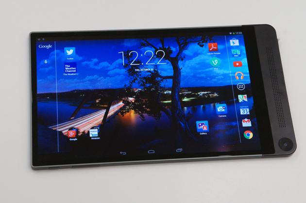 Here's a closer look at Dell's super thin tablet and nearly bezel-less Ultrabook