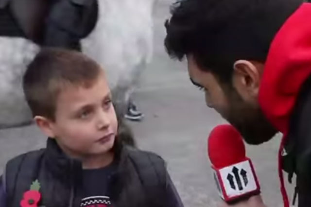 Young Manchester United fan puts TV pundits to shame with post-match interview (Video)