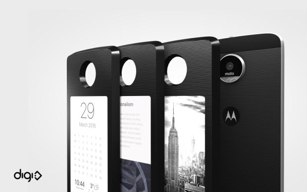 MotoMods bekommen Millionenunterstützung von Lenovo