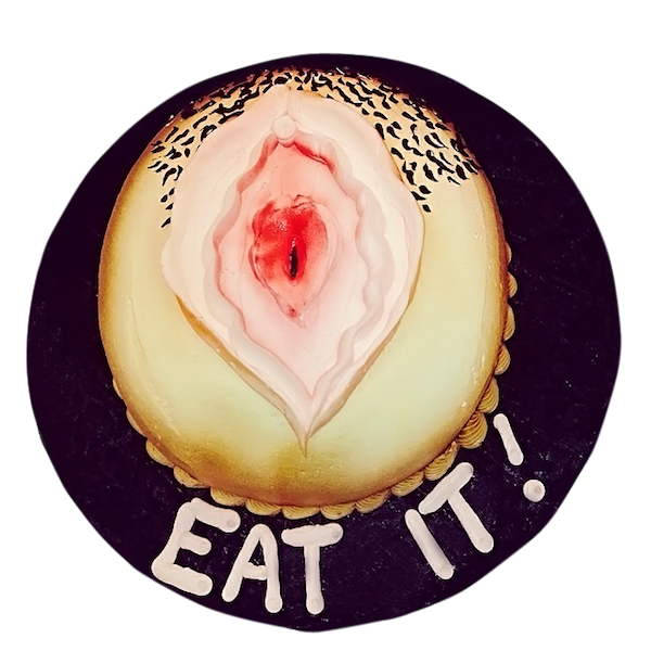 The Dirtiest Cakes You've Ever Seen And Will Ever See (NSFW)