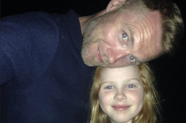 Ronan Keating's 9-year-old daughter to act with Idris Elba in new film