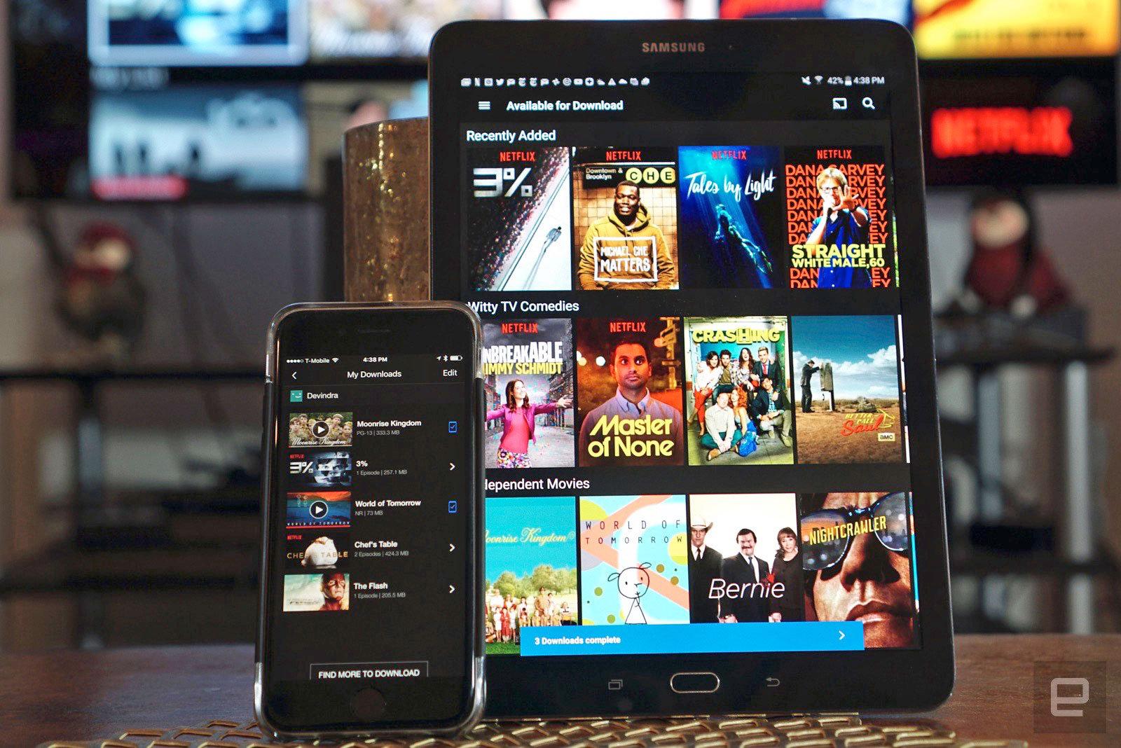 ¿Tienes un teléfono Android rooteado? Olvídate de Netflix