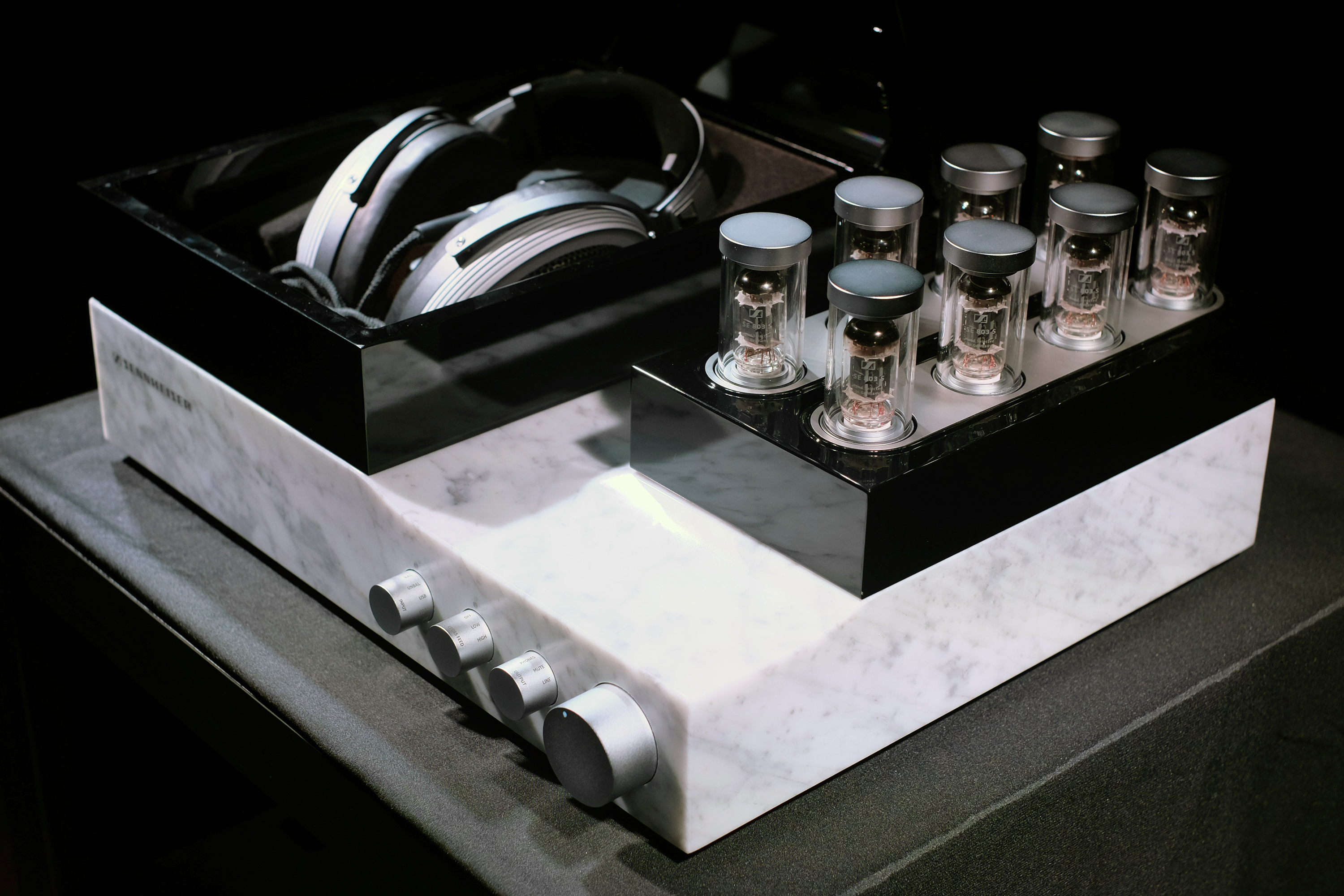 I didn't listen to a pair of $55,000 headphones