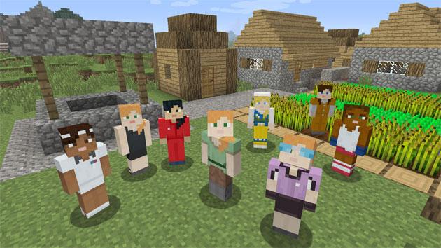 Minecraft ya tiene su protagonista femenino (y gratis)