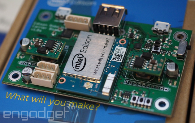 Here are seven cool projects made possible with Intel's tiny computer