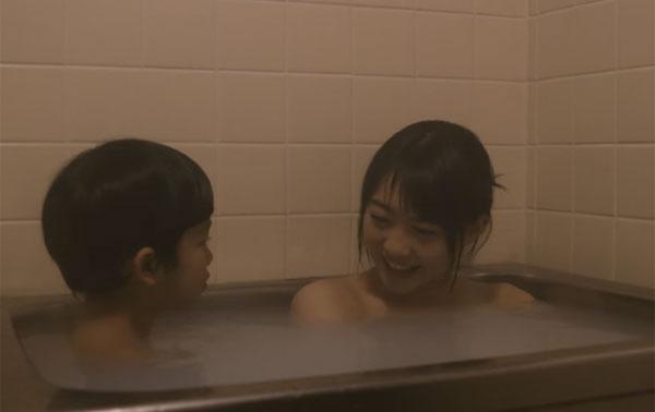 AKB48・木崎ゆりあの混浴シーンに男性ファンから歓喜の声 「録画決定」「妄想だけでヤバい」【動画】