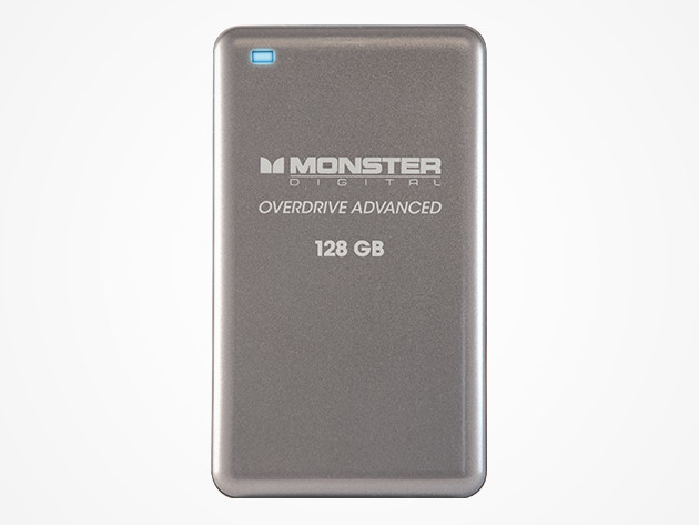 Save big on these portable storage solutions from Monster Digital