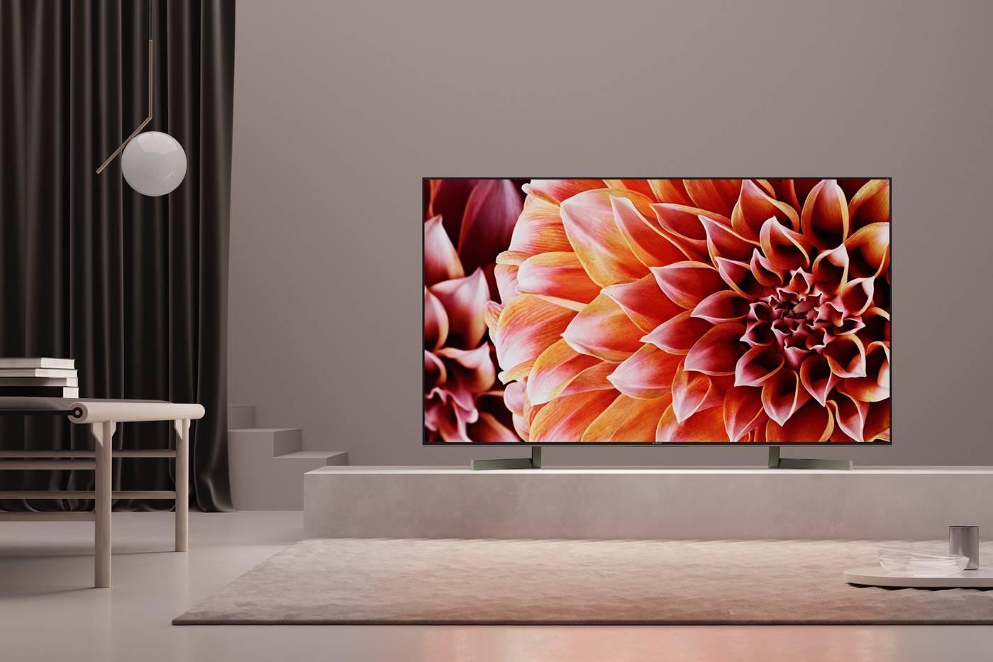 Los nuevos televisores HDR 4K de Sony aterrizan en España