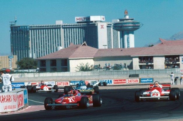 F1が米ラスベガスで再び開催か?