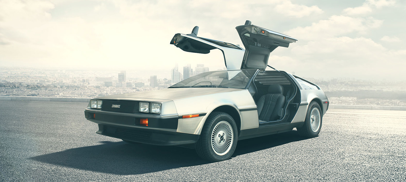 DeLoreans are coming back as we hit peak 'Back to the Future'