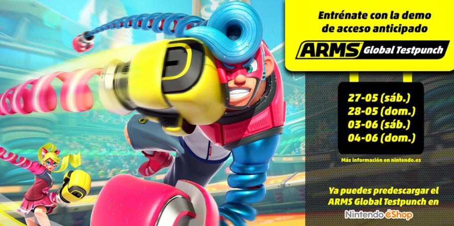 ARMS sale a calentar con un completo vídeo de presentación