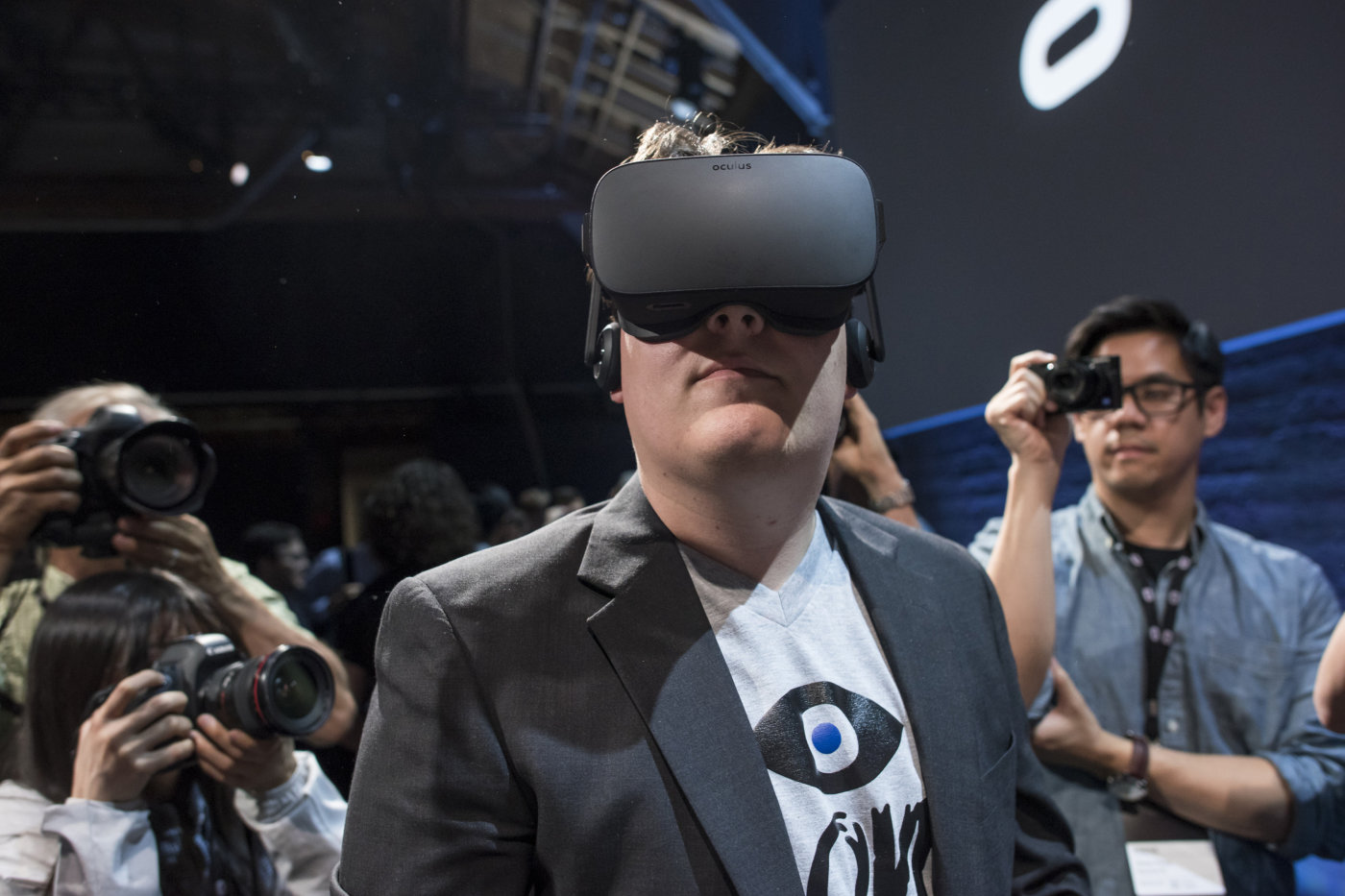 Oculus wants to help VR avatars look normal when they talk