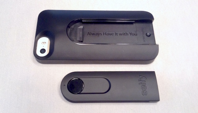 iLuv Selfy Case for iPhone 5/5s