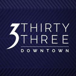 logo of 3 thirty three downtown