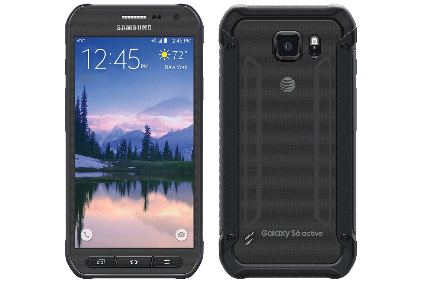 Samsung accidentally reveals the Galaxy S7 Active