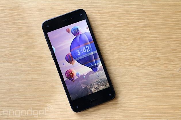 Exklusiv bei der Telekom: Amazon Fire Phone in Deutschland erhältlich