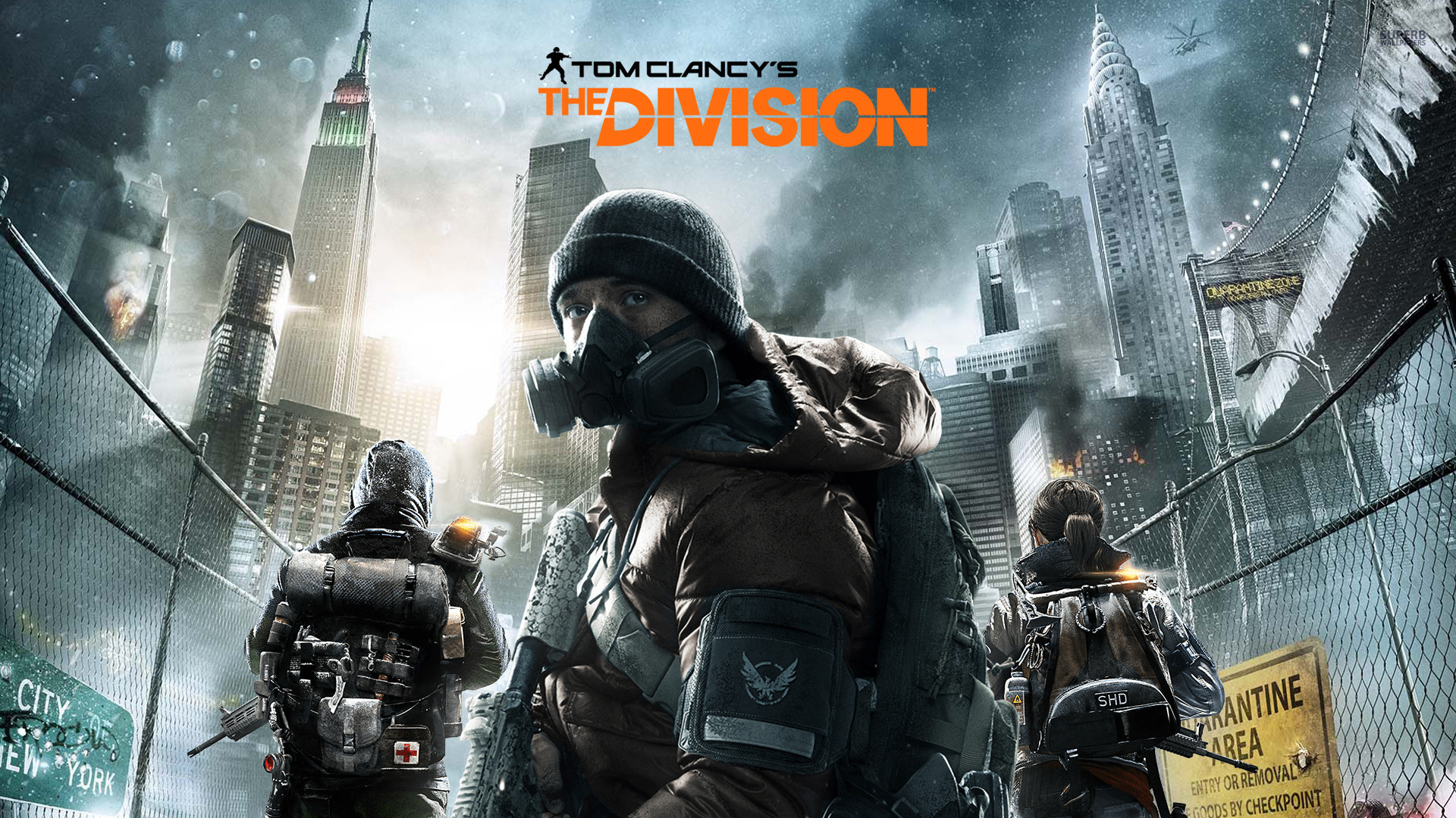 The Division Is The Fastest Selling Game In Ubisoft's History But, Y'Know, So Was Watch Dogs