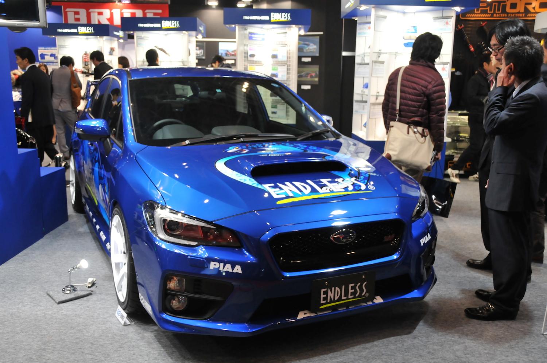 Tokyo Auto Salon2015 ENDLESS