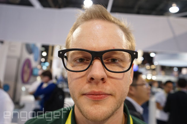 Testing the smartglasses that actually look like glasses
