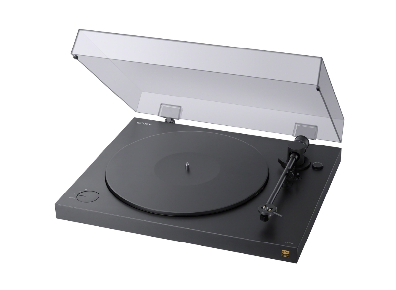 Sony Redefines the Turntable Category by Introducing Hi-Res Audio Capability (PRNewsFoto/Sony Electronics)