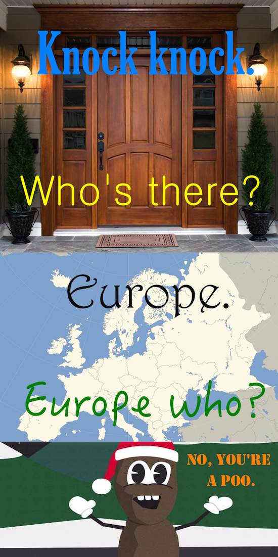 these lame knock-knock jokes will actually make you angry