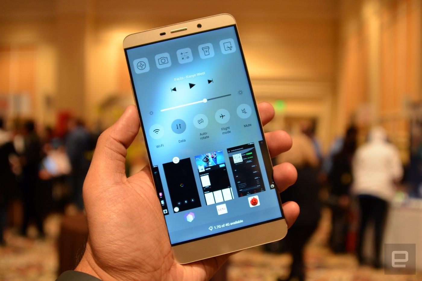 Este es Le Max Pro, el primer smartphone con Snapdragon 820