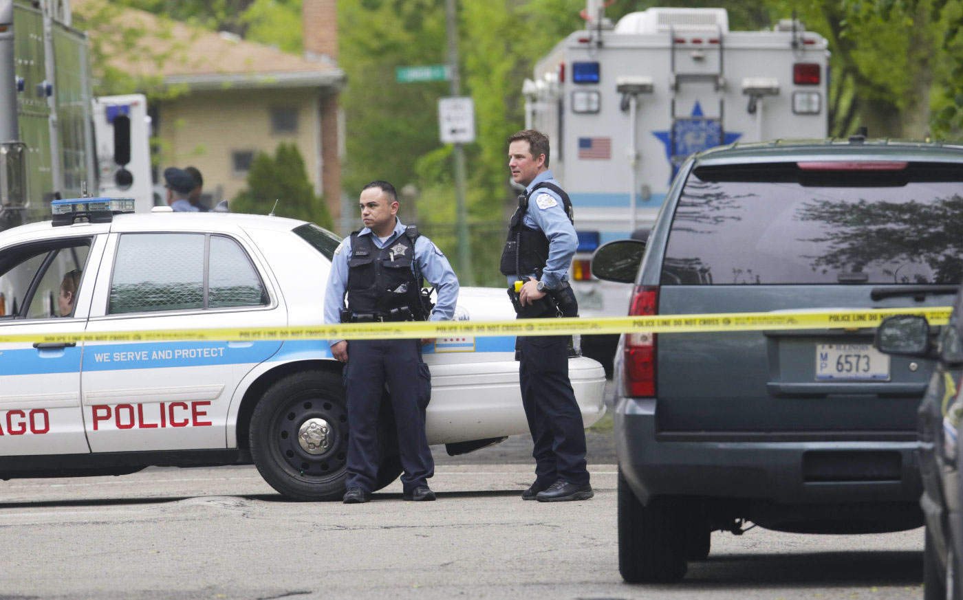 Chicago turns to big data to predict gun and gang violence