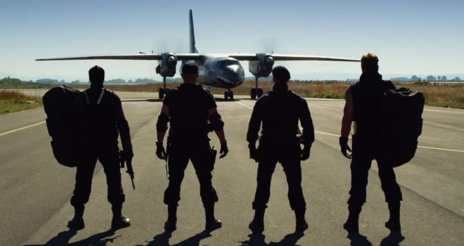 Neal Brennan Expendables 3