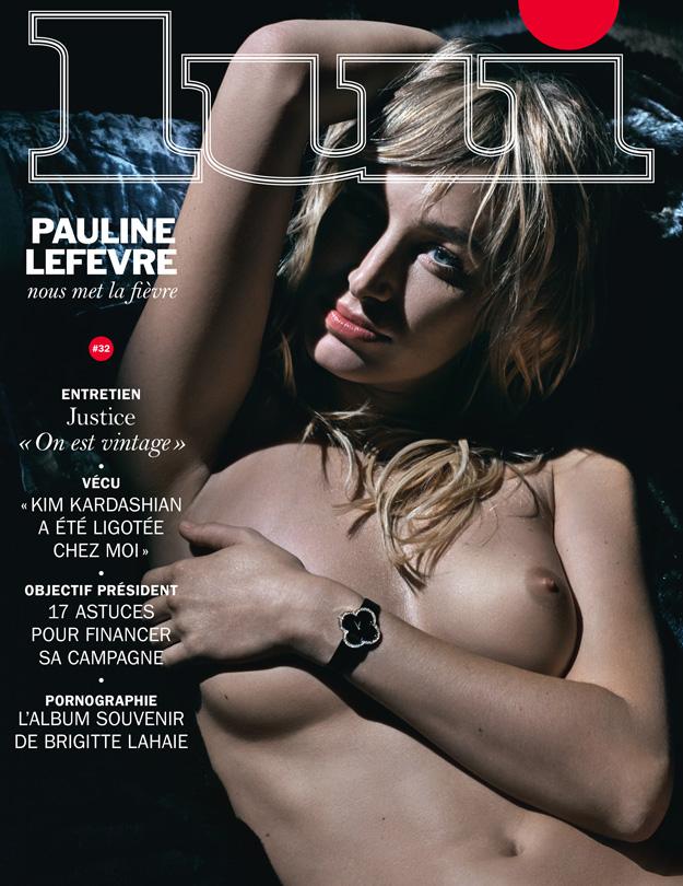 14 photos hot de stars nues en couverture d'un magazine
