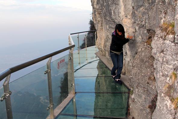 World's most dangerous walks