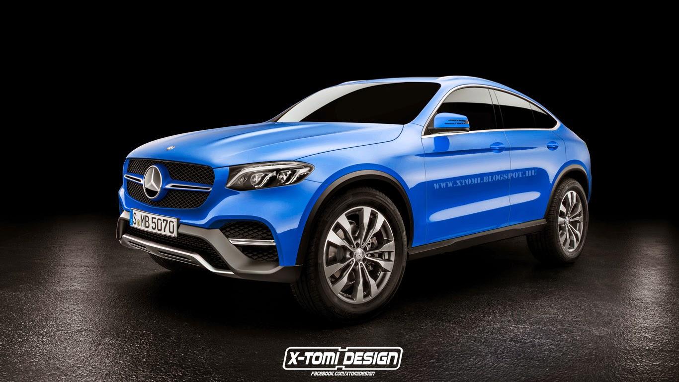Vorschau: Mercedes-Benz GLC Coupé