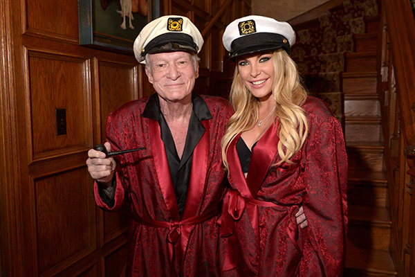 craziest relationship age gaps, hugh hefner crystal harris