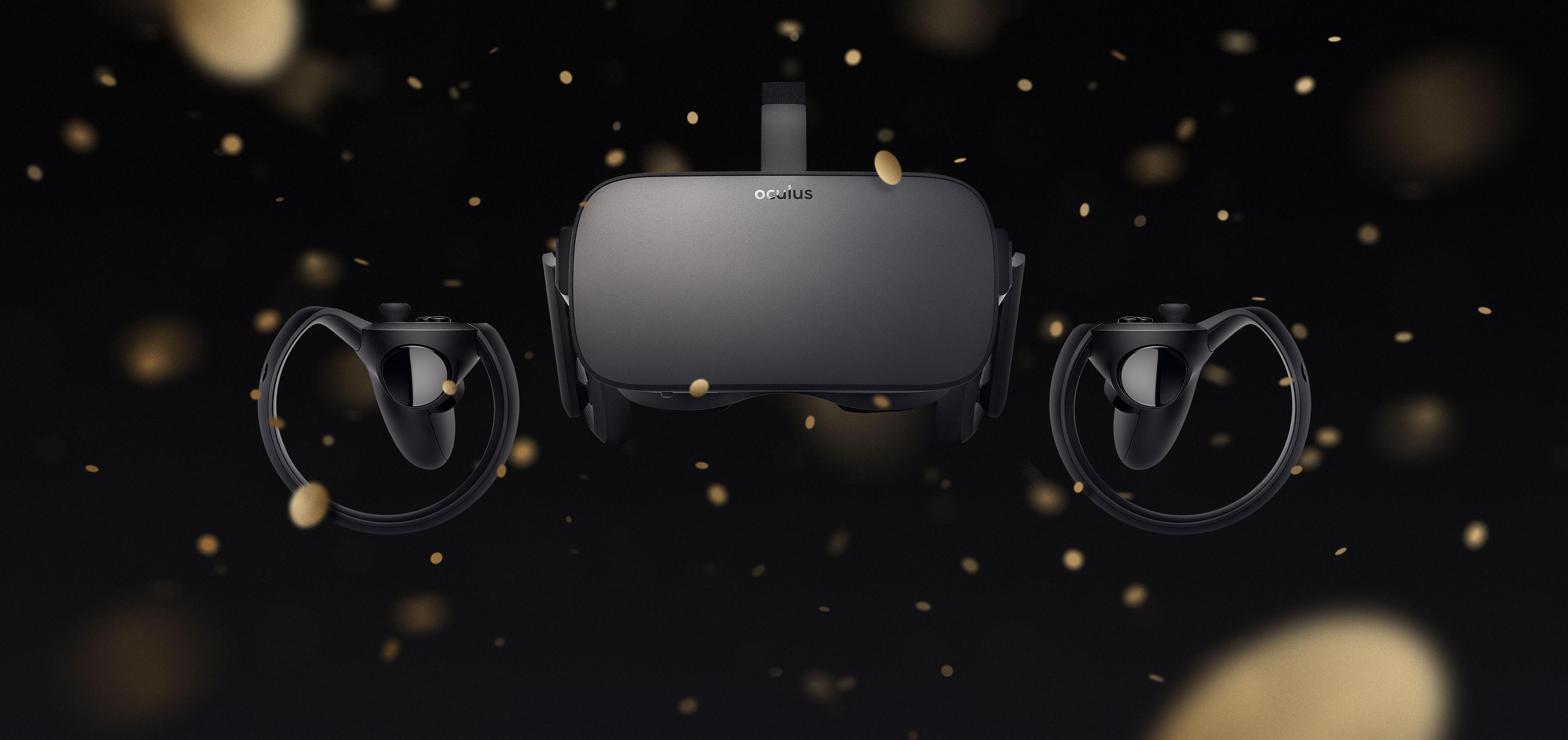Las Oculus Rift vuelven a bajar su precio por Navidad