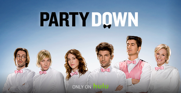 'Party Down' comes to Hulu Plus, first five eps are on free Hulu