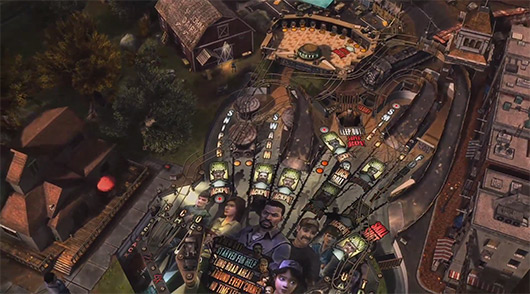 Zen Studios latest pinball table summons the Walking Dead