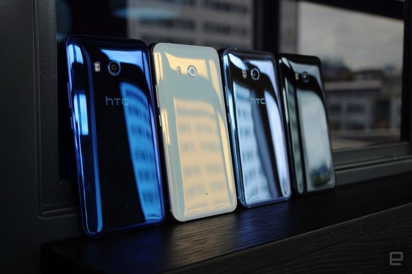 Hands-On: Das ist das neue HTC U11