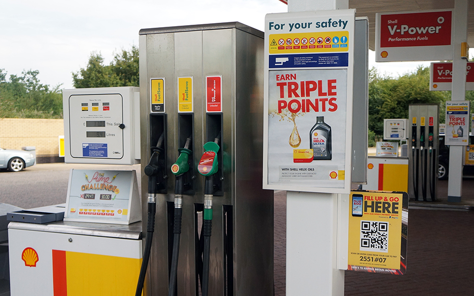 Shell's Fill Up and Go